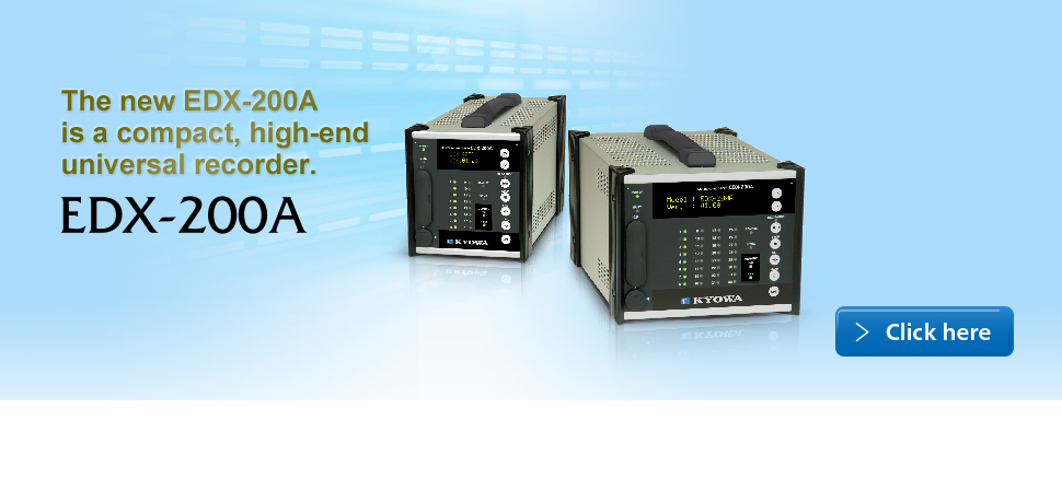 Universal Recorders EDX-200A